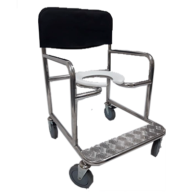 cadeira obeso 300kg musso inox