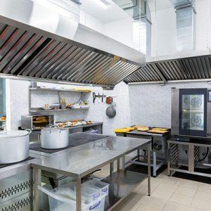 Musso Inox • Cozinha Industrial