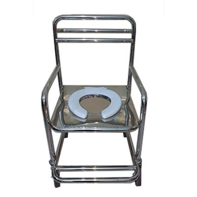 cadeira de banho desmontável musso inox